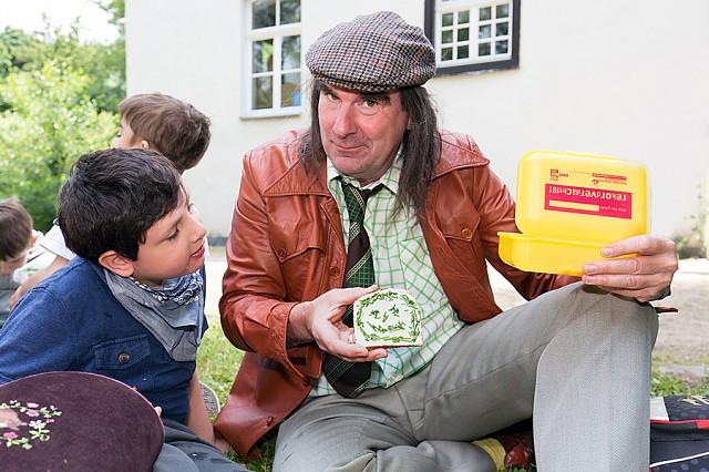 Leverkusen - Freund des gepflegten Schlagers Guildo Horn