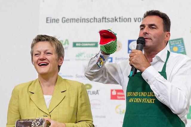 Berlin - Renate Kuenast
