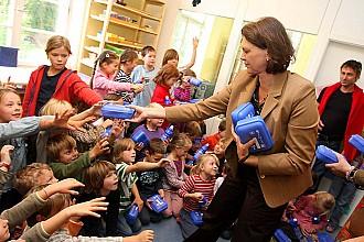 Muenchen - Ministerin Ilse Aigner