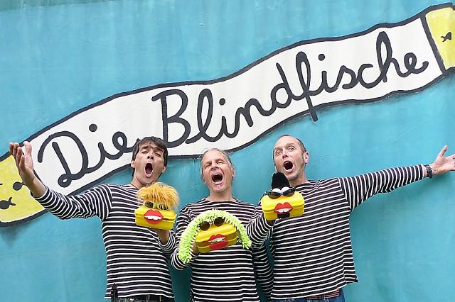 Oldenburg - Die Blindfische