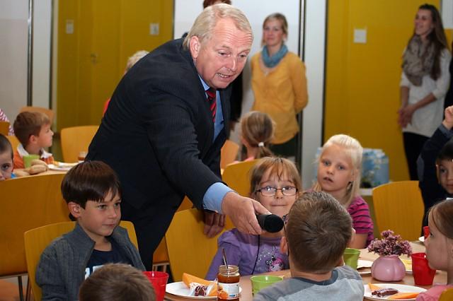 Mecklenburg-Vorpommern - Landwirtschaftminister Till Backhaus