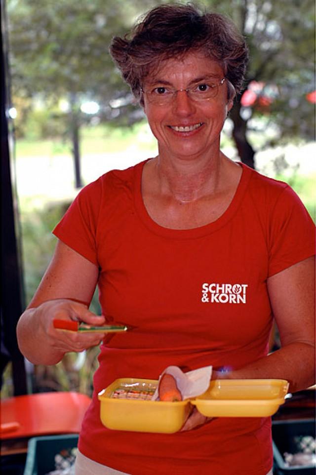 Sabine Kauffmann - Bio Verlag